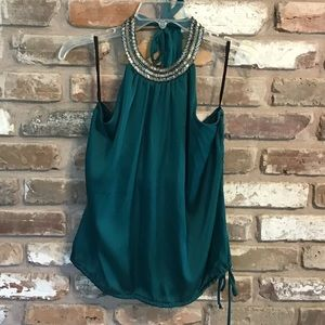 Charlotte Russe Halter Top GORGEOUS NEW